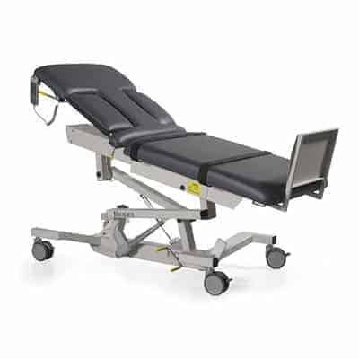 BIODEX ECHO/VASC PRO VASCULAR ECHOCARDIOGRAPHY TABLE