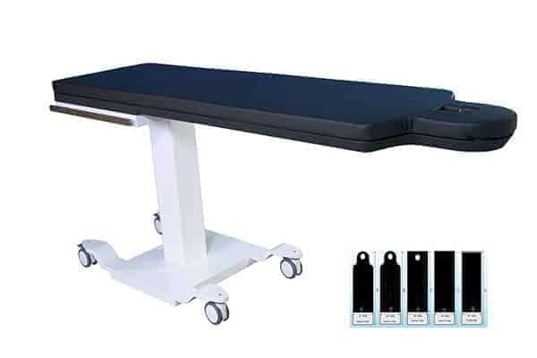 PMT 8000 F-CO PAIN MANAGEMENT C-ARM TABLE