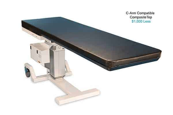 PMT 8000 HTE-RT PAIN MANAGEMENT C-ARM TABLE