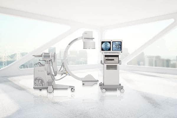 GE-OEC 9800 C-ARM