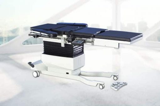 Biodex urology table with C-arm extension - orsupport.com
