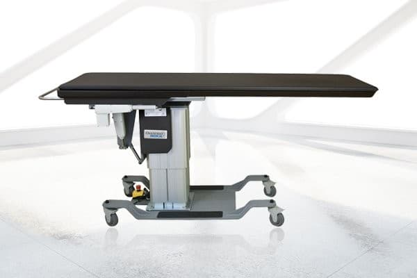 oakworks-c-arm-table-CFPM301-integrated-headrest