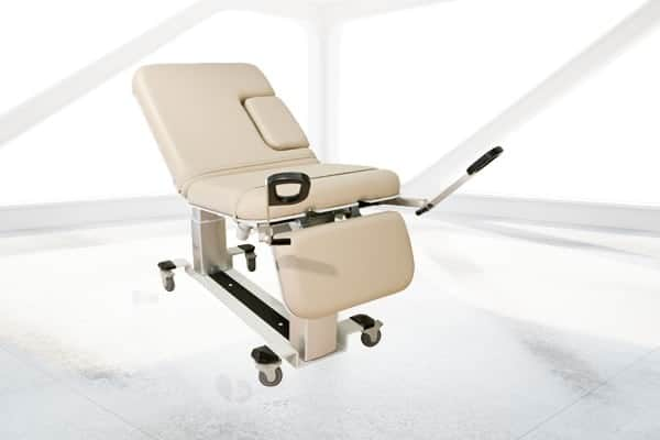 OAKWORKS WOMENS ULTRASOUND IMAGING TABLE
