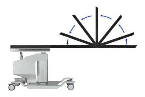 C-arm-table-PMT-8000HL-folding-top