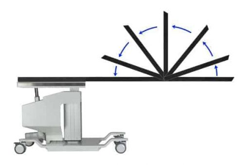C-arm-table-PMT-8000HLE-folding-top