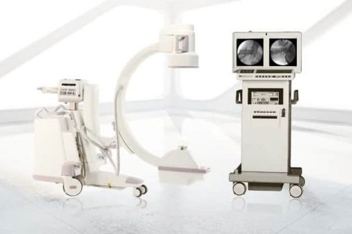 OEC 9600 C-arm with monitor cart