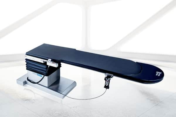 Used Steris Surgigraphic 6000 vascular table for sale