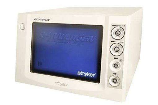 Used Stryker Multigen 4 lead Radiofrequency Generator