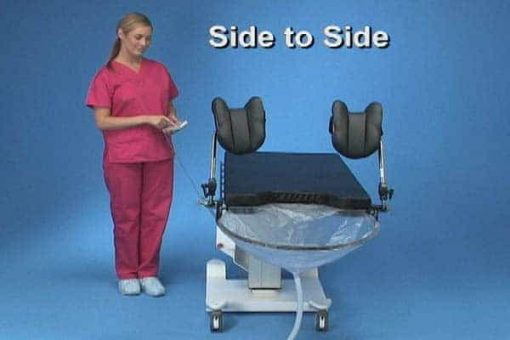 Low cost mobile urology c-arm table for sale by or support