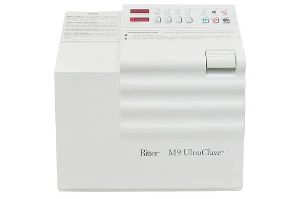 Refurbished Ritter M9 tabletop Autoclave - Used old style