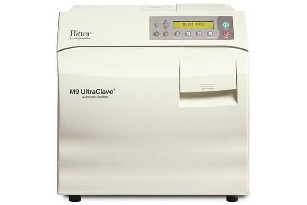 Refurbished Ritter M9 Autoclave for sale