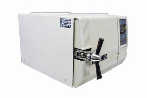 Autoclave-Tuttnauer-2340EA-sterilizer-left-side-view