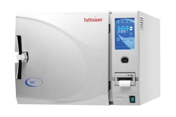 Desktop-Autoclave-Tuttnauer-3870EA-Sterilizer