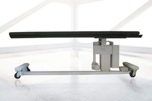 Used STI streamline-1 c-arm table