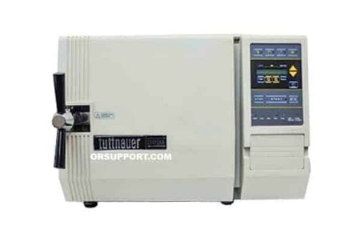 Refurbished Tuttnauer Desktop Autoclave 2340EKA for sale - orsupport.com
